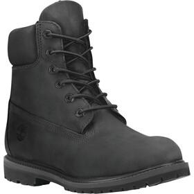 "Timberland Premium Boots 6"" Femme, black nubuck"